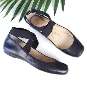 Jessica Simpson Mandalaye Ballet Flat Shoes 6